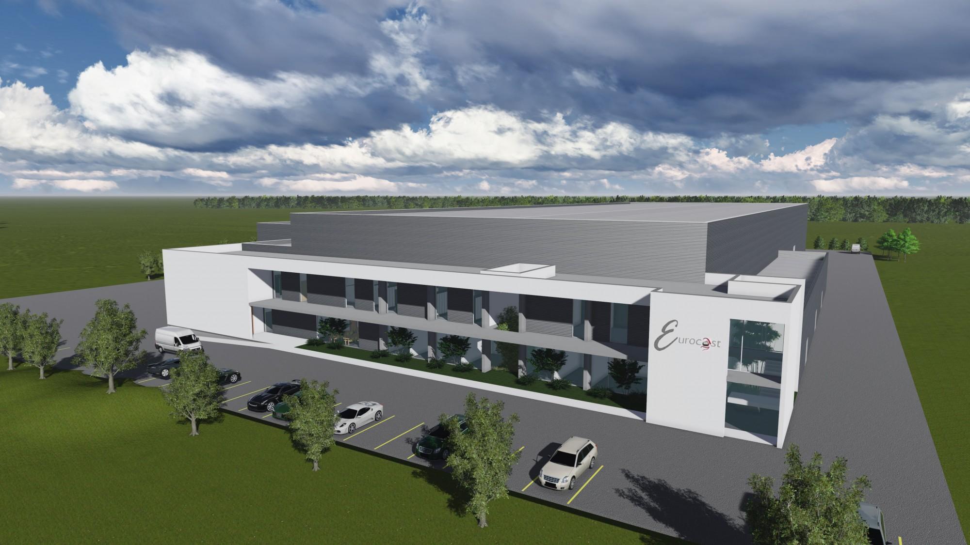 Empresas Em Arcos De Valdevez fábrica da eurocast em arcos de valdevez inicia laboração