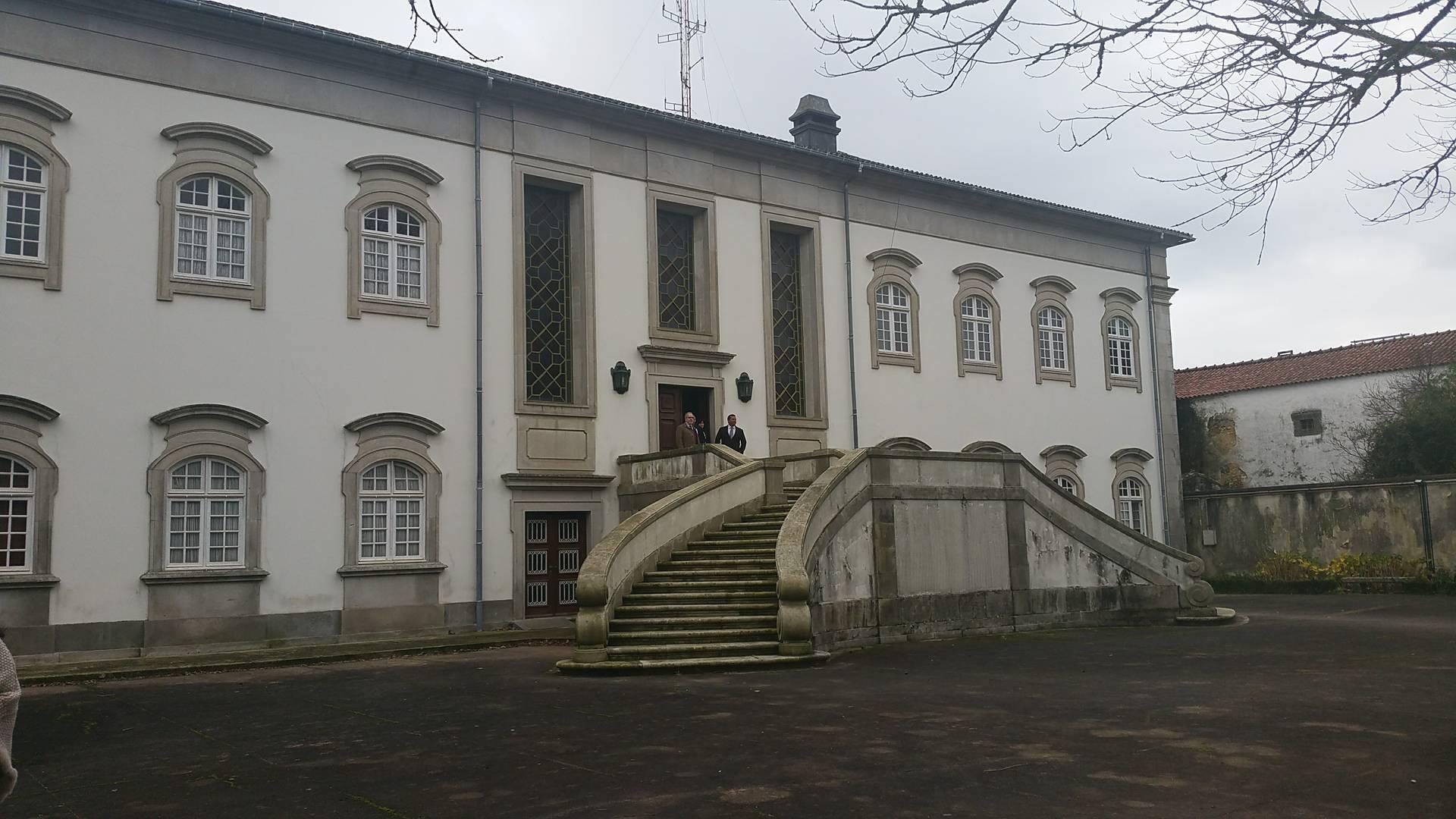 Edifício onde funcionou o extinto Governo Civil de Viana transformado em Tribunal (VIDEO)