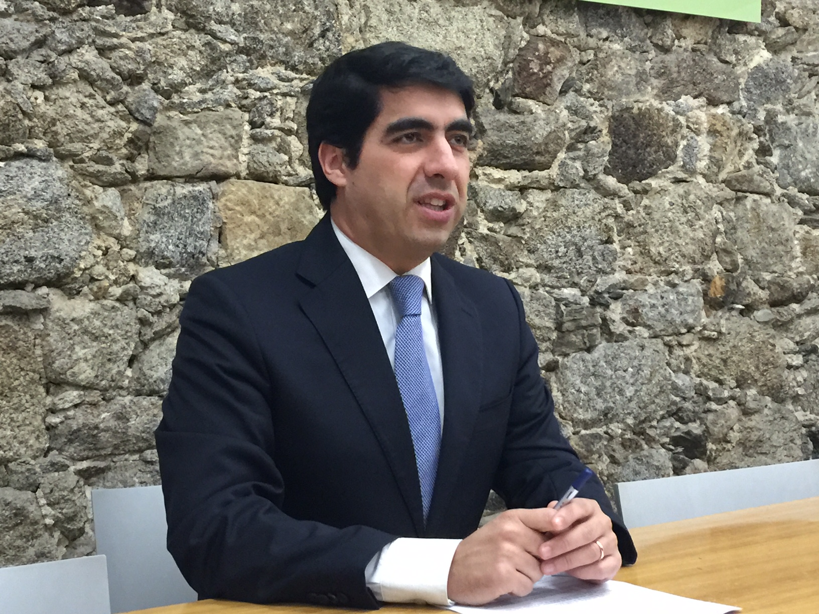 Miguel Alves é o novo presidente da federação distrital do PS de Viana do Castelo