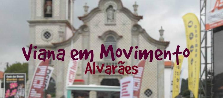 VM: Festa das Cruzes Alvarães 2016
