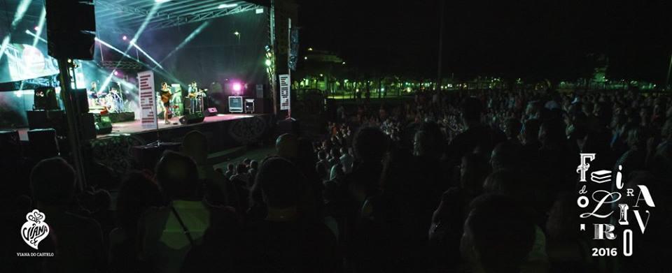 """""""Vozes de Viana"""" (RAM) na Feira do Livro"""