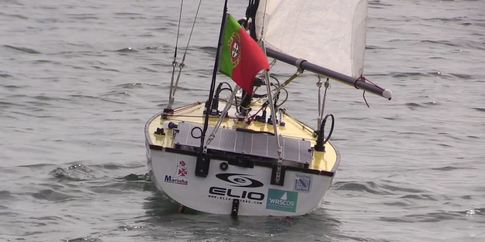 Viana recebe em setembro campeonato do mundo de veleiros robóticos