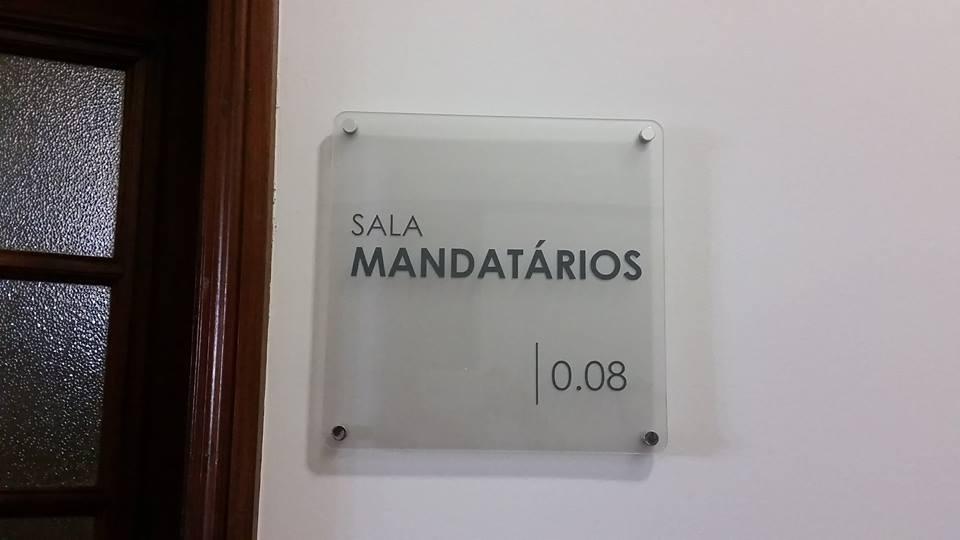 """Novas instalações do tribunal no Palácio dos Cunhas começaram hoje a funcionar """"em pleno"""""""