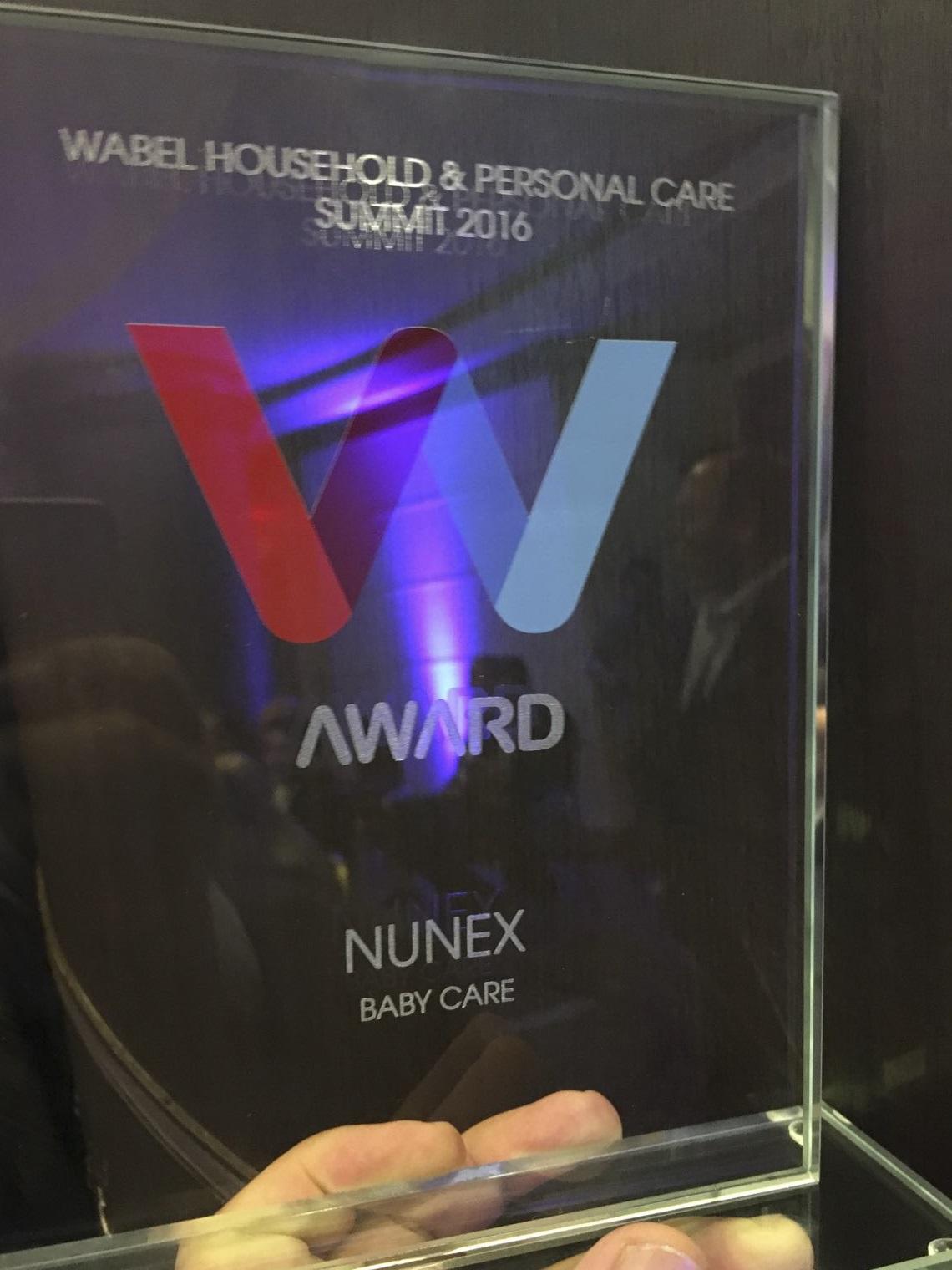 Fraldas de criança 100% portuguesas produzidas pela Nunex ganham prémio europeu de inovação