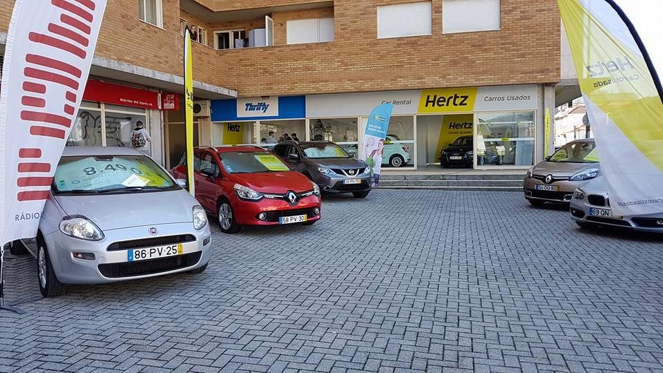 RAM: Evento Hertz Carros Usados