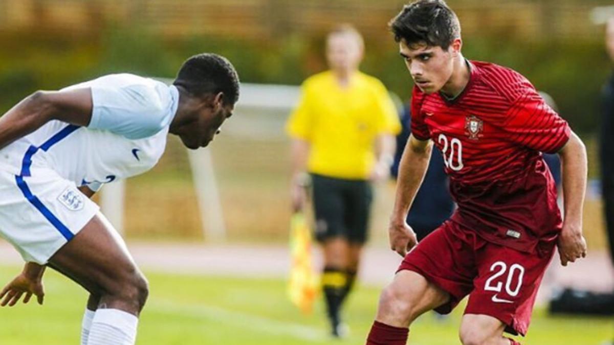 Futebol: Jovem vianense Pedro Neto poderá estar a um passo de ingressar no Barcelona