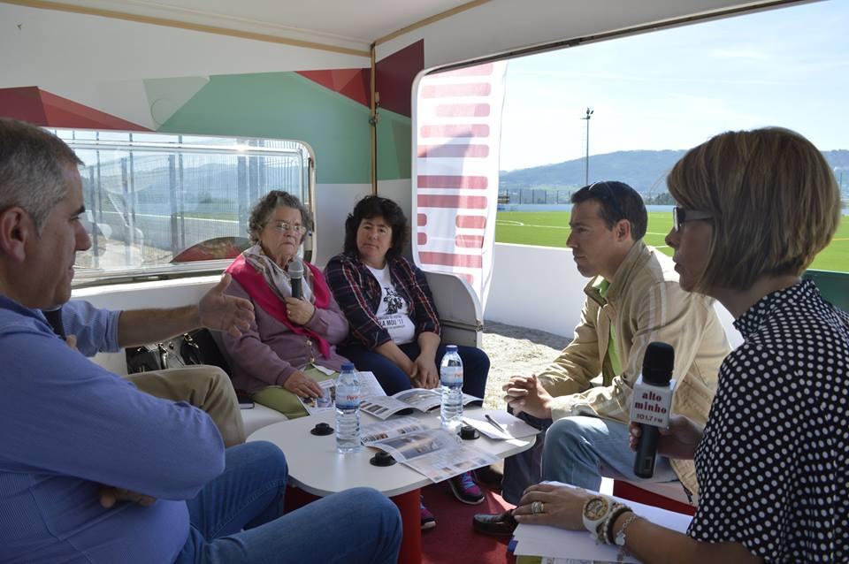 Viana em Movimento: Torre e Vila Mou