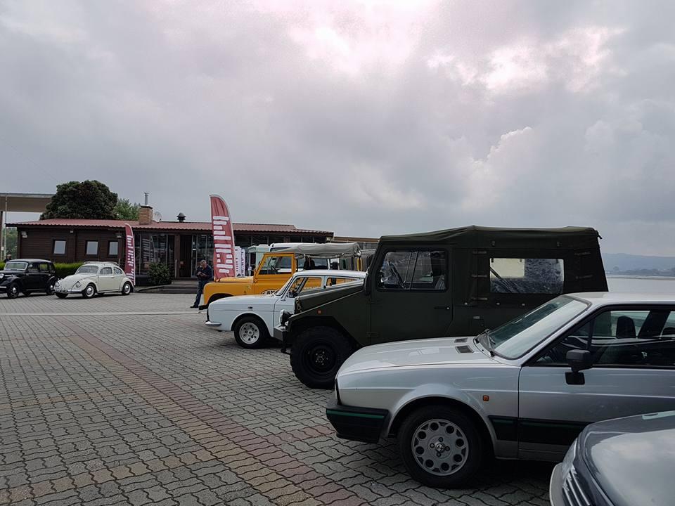 Encontro Mensal na Marina em Viana (CMC).
