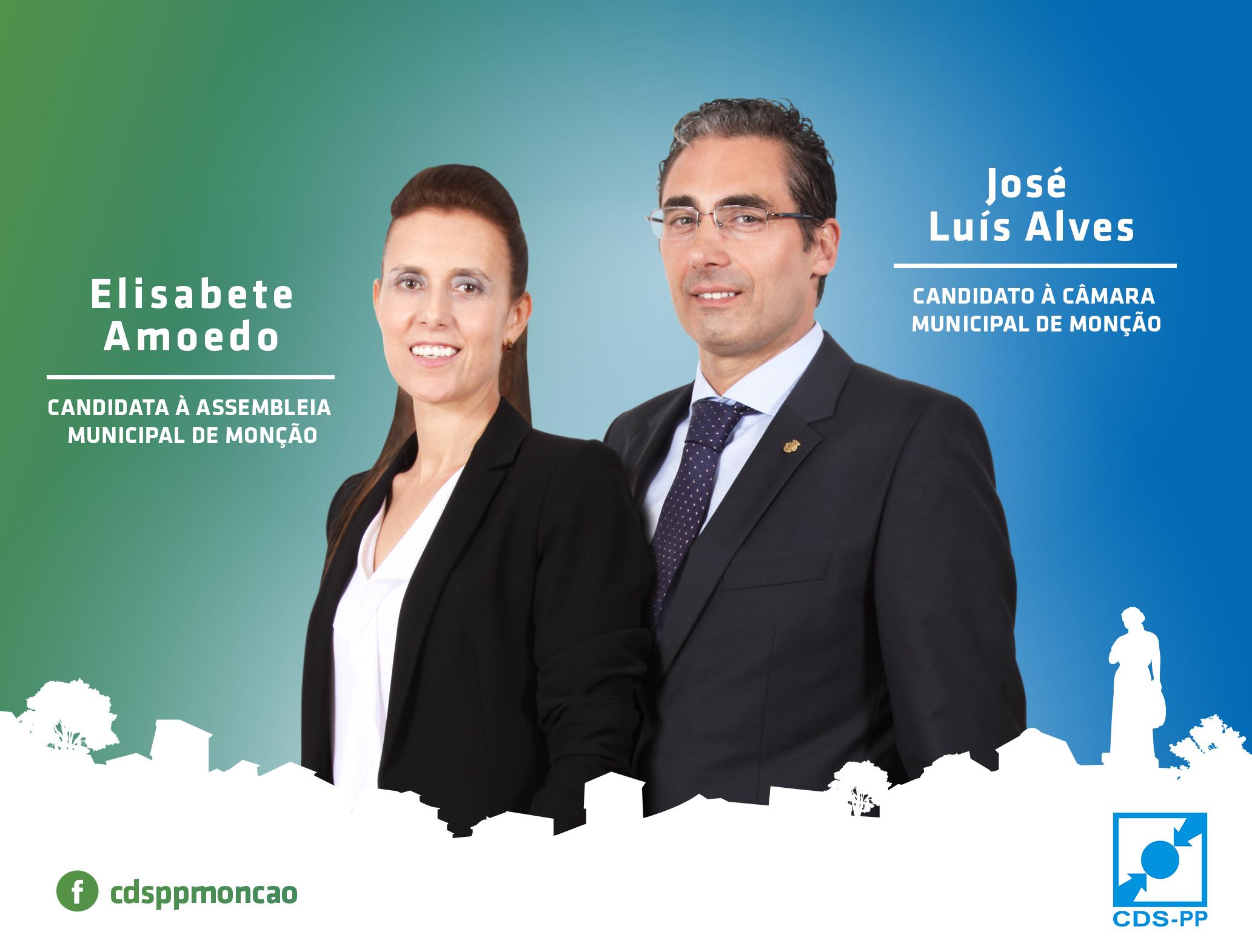 CDS-PP candidata José Luís Alves à Câmara de Monção