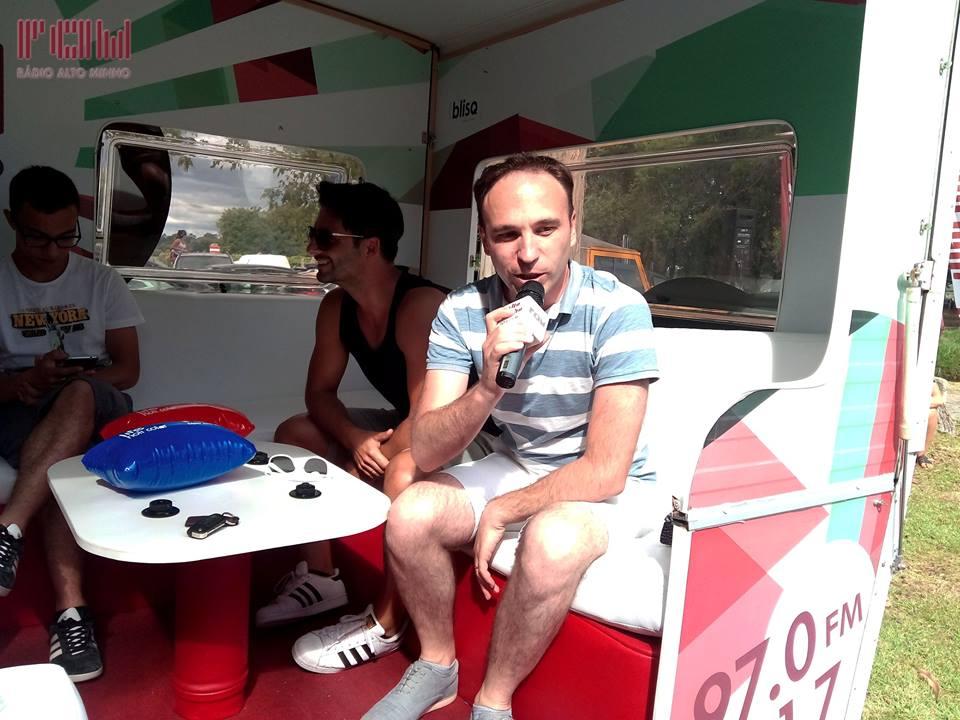 +Verão: DIDU Bar, na praia fluvial de Cardielos Viana do Castelo