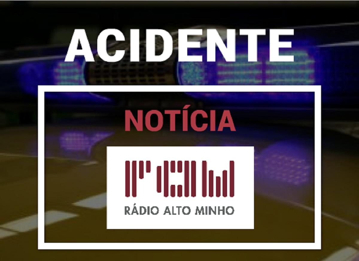 Trabalhador em estado grave em acidente com trator em Ponte de Lima