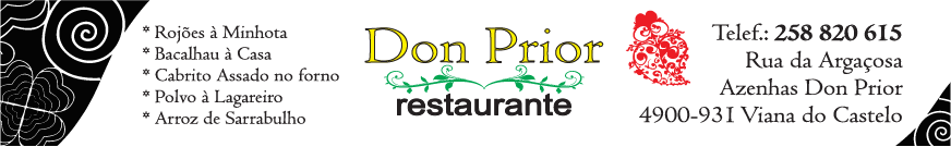 Restaurante D. Prior