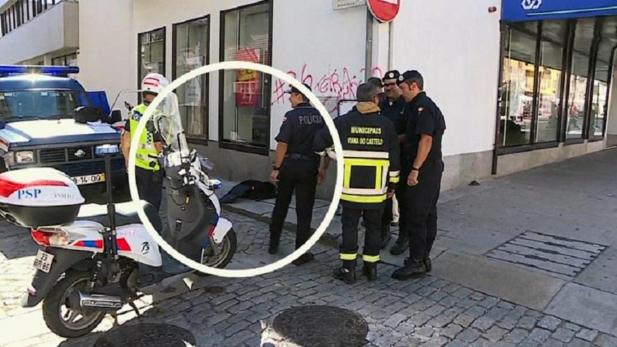 """Triângulo das Bermudas: Proprietário da mala que causou o pânico em Viana, estava nas """"bolas de berlim"""""""