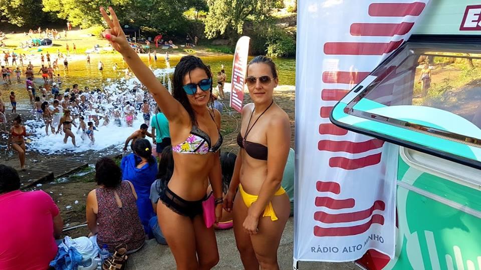 + Verão: Praia Fluvial das Azenhas Vilar de Mouros (Caminha)