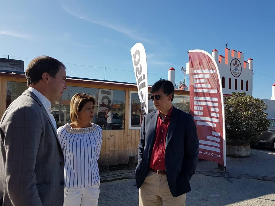 Viana em Movimento: Castelo de Neiva