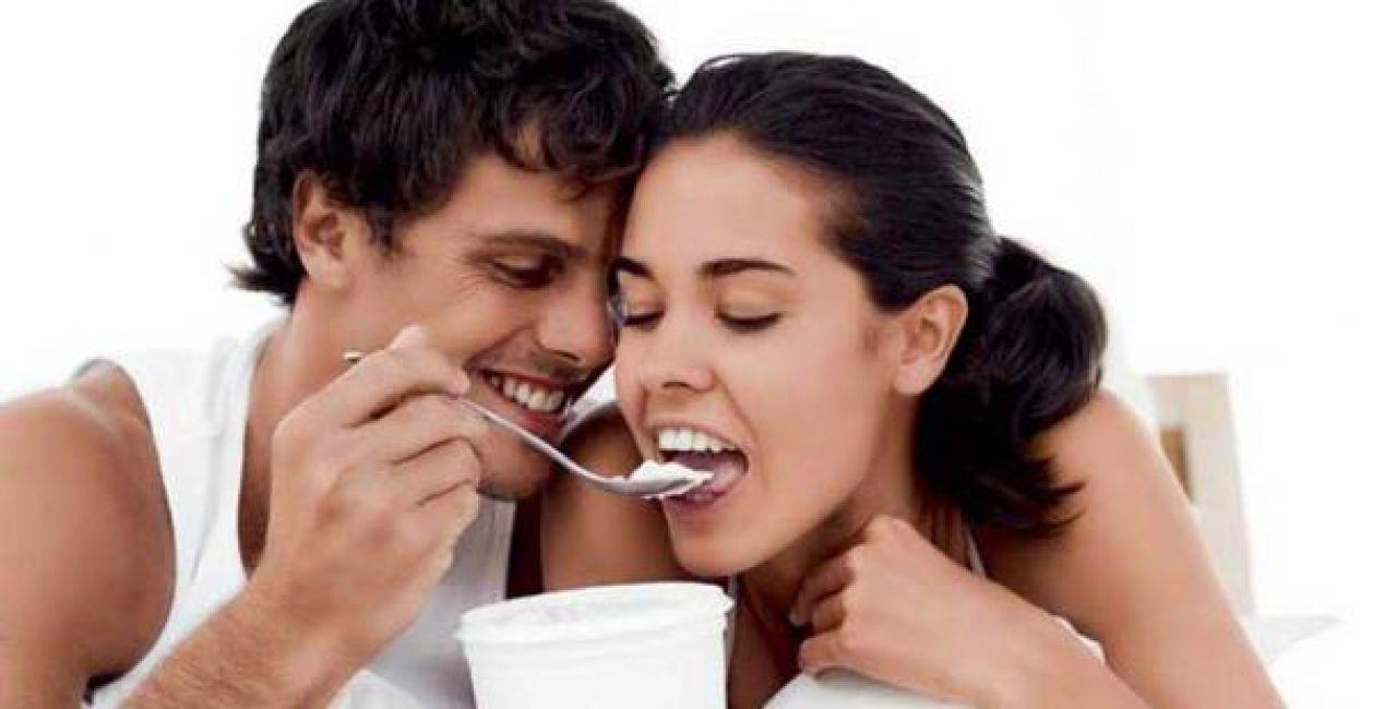 """Após casar ou viver juntos, """"elas"""" engordam 10 kg e """"eles"""" 7,5 Kg"""