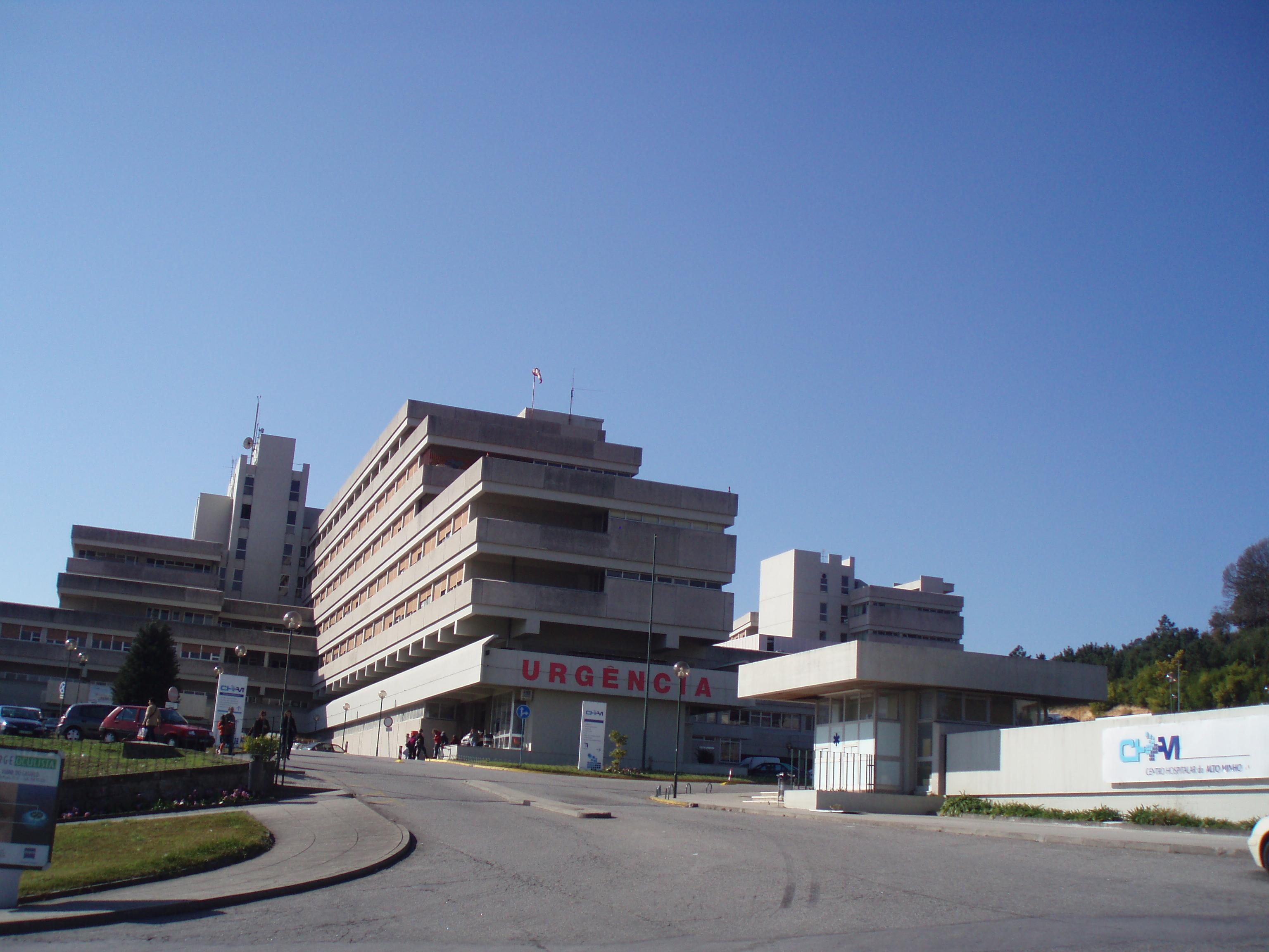 Obras de 3,2 ME em eficiência energética começam em julho no hospital de Viana