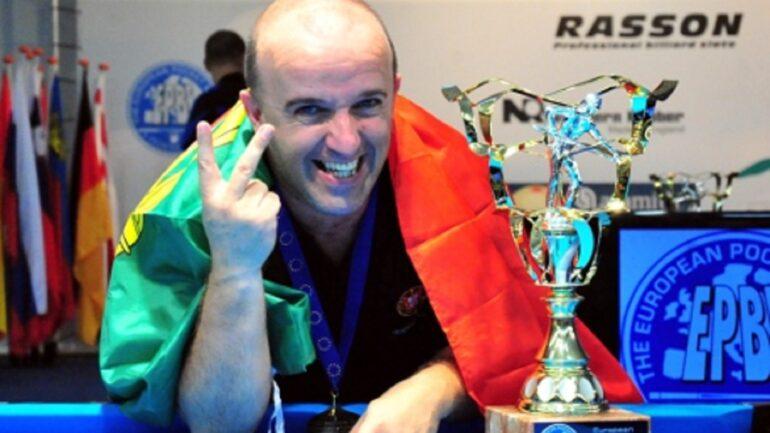 Campeonato do mundo de snooker