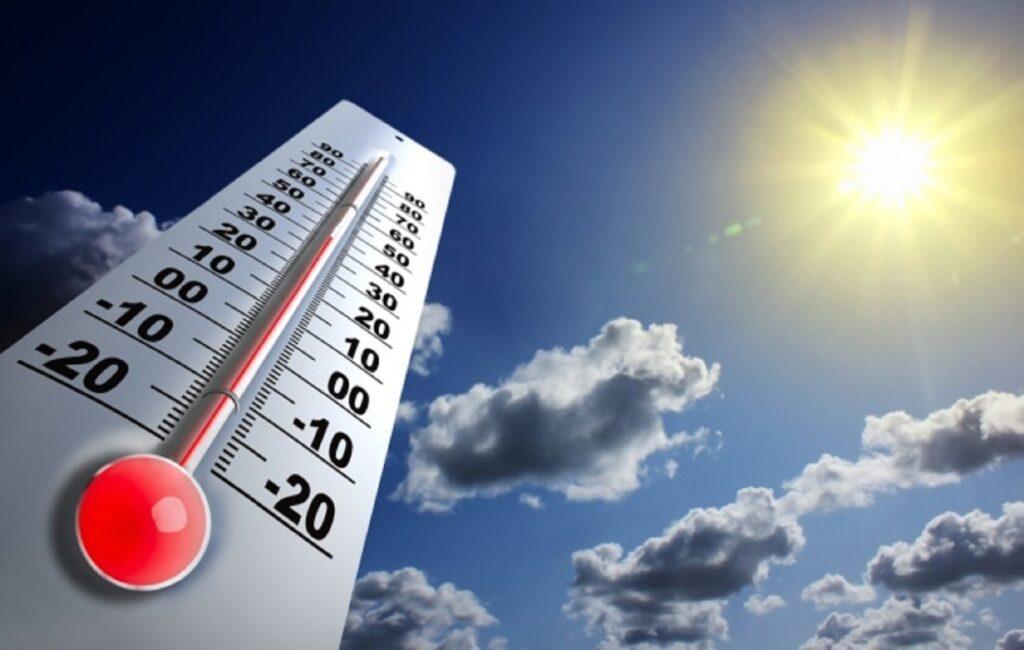 O tempo quente continua. Temperaturas vão chegar aos 35ºC