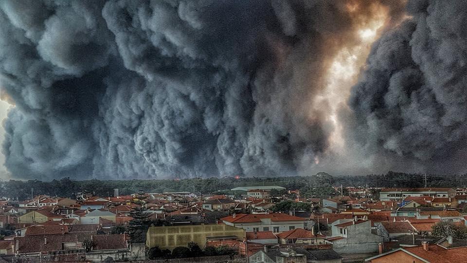 Manifestações contra vaga de incêndios mobilizam o país