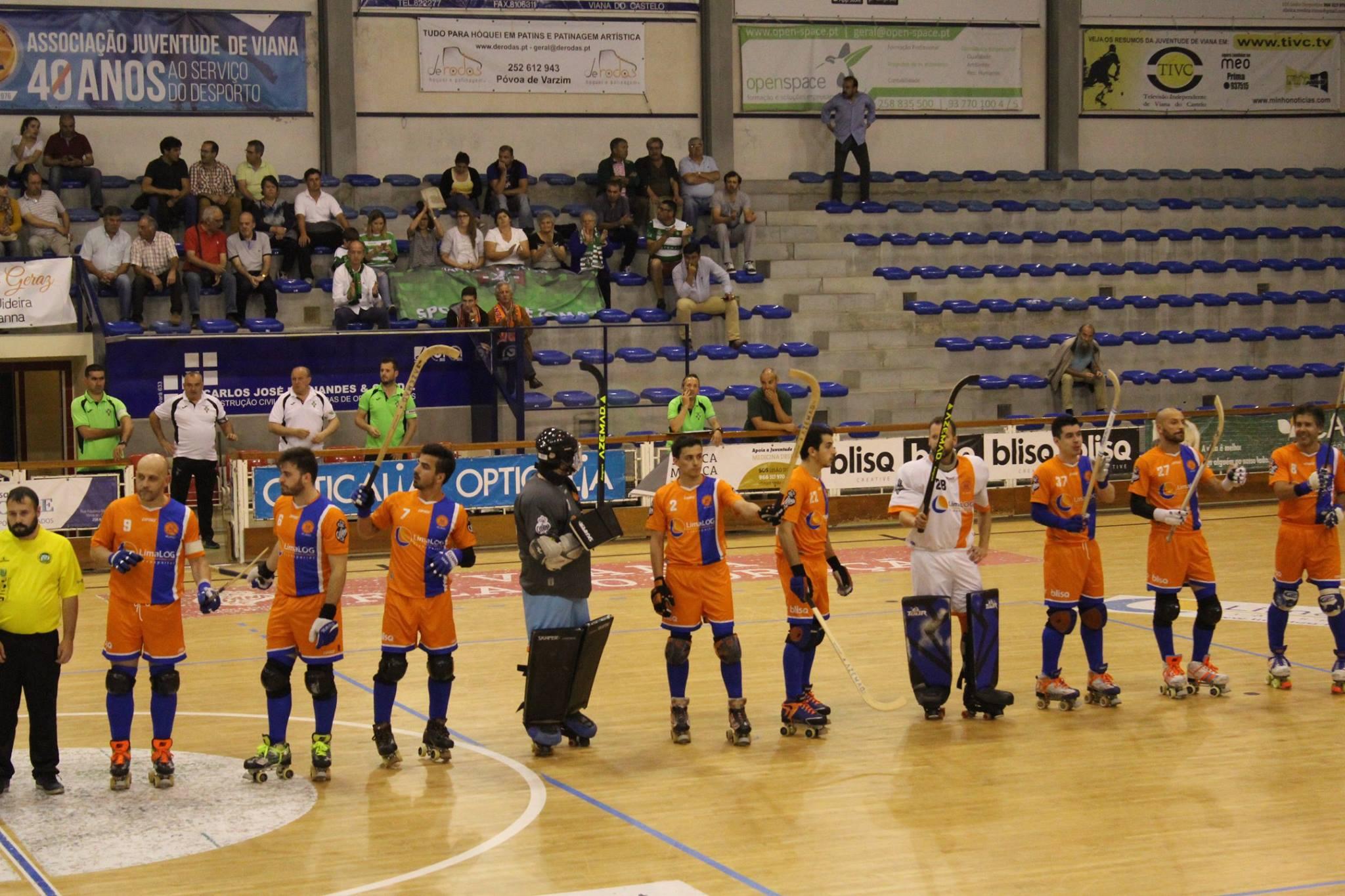 Juventude de Viana vence Grândola por 8-2