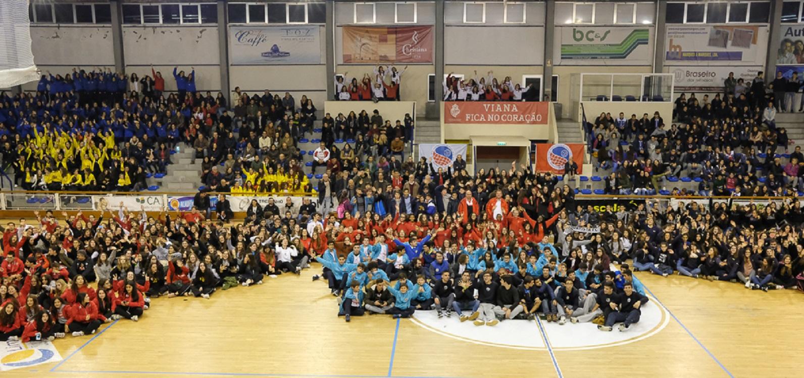 Perto de mil atletas disputaram o Viana Volley Cup