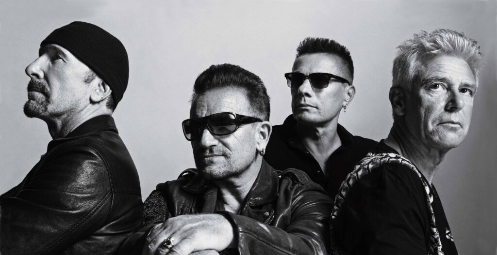 U2 de volta a Portugal em Setembro