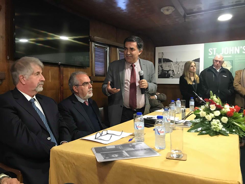 Fundação do navio-hospital Gil Eannes quer chegar aos 100 mil visitantes em 2018