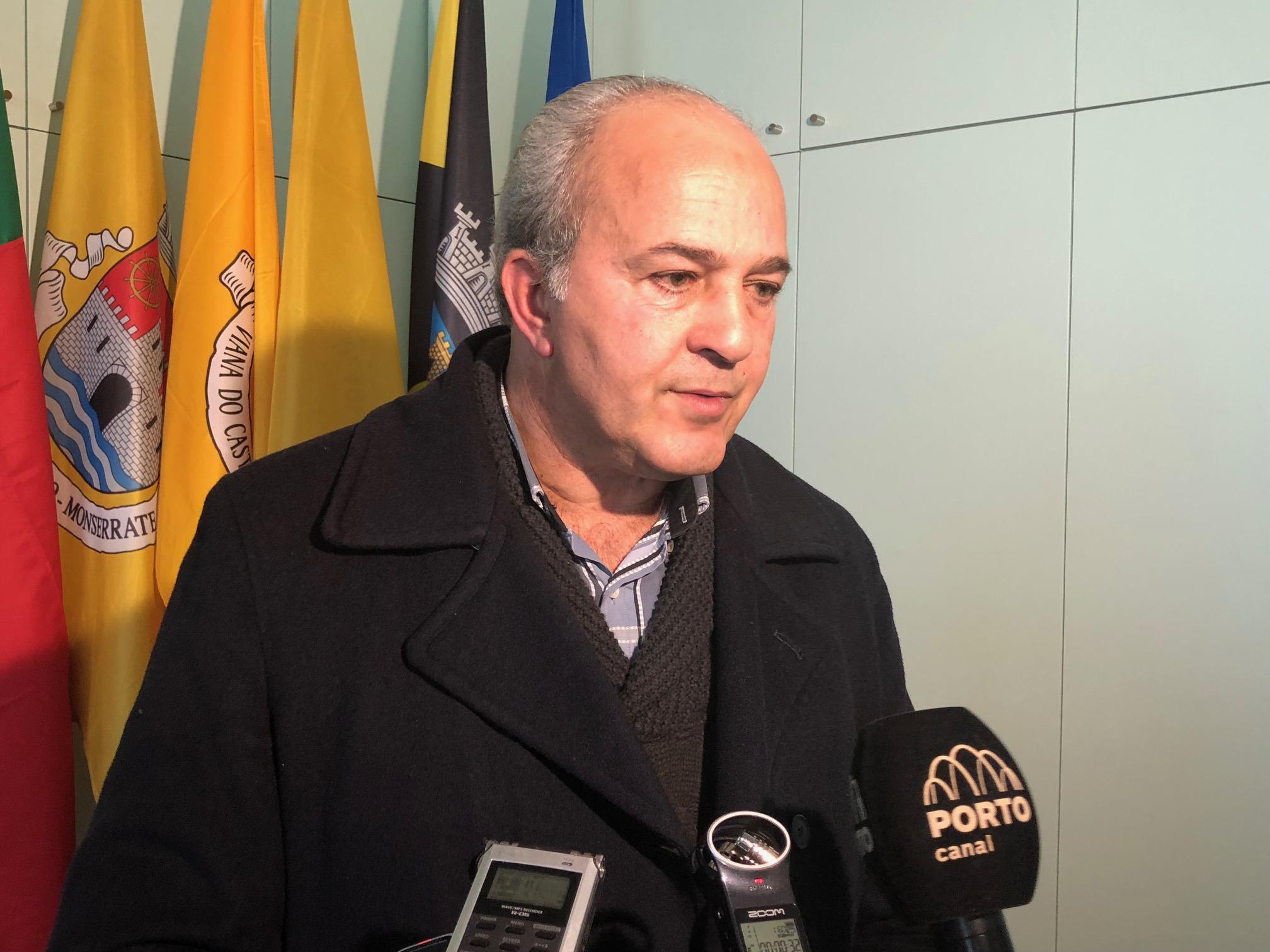 Ex-trabalhadores dos ENVC vão pedir reunião à diretora da Segurança Social de Viana