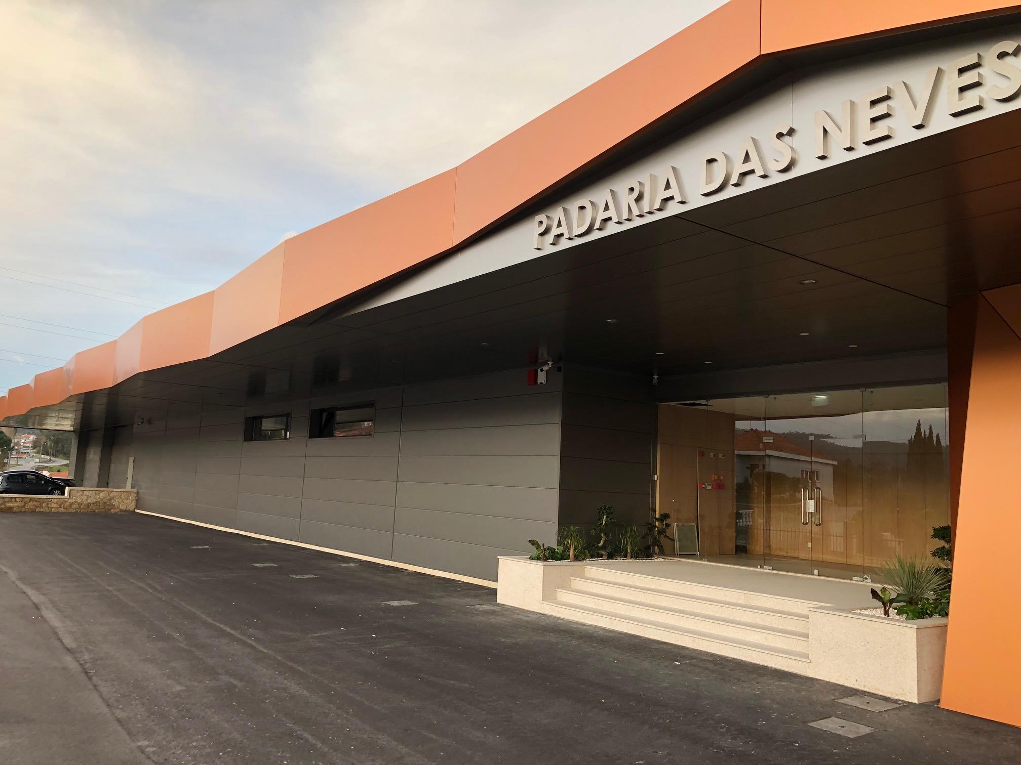 Novas instalações da Padaria das Neves abrem em abril num investimento de 2,5 ME