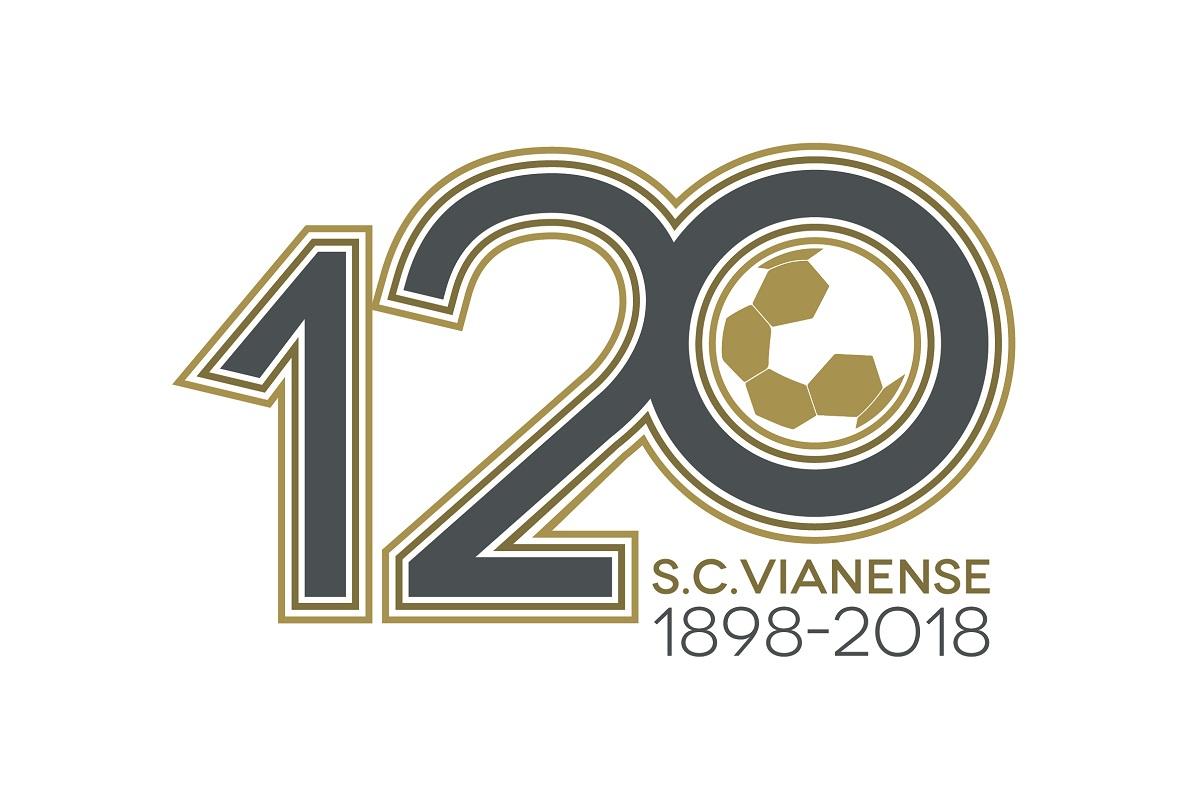 Equipas do Vianense desfilam domingo no estádio dr. José de Matos para celebrar 120 anos