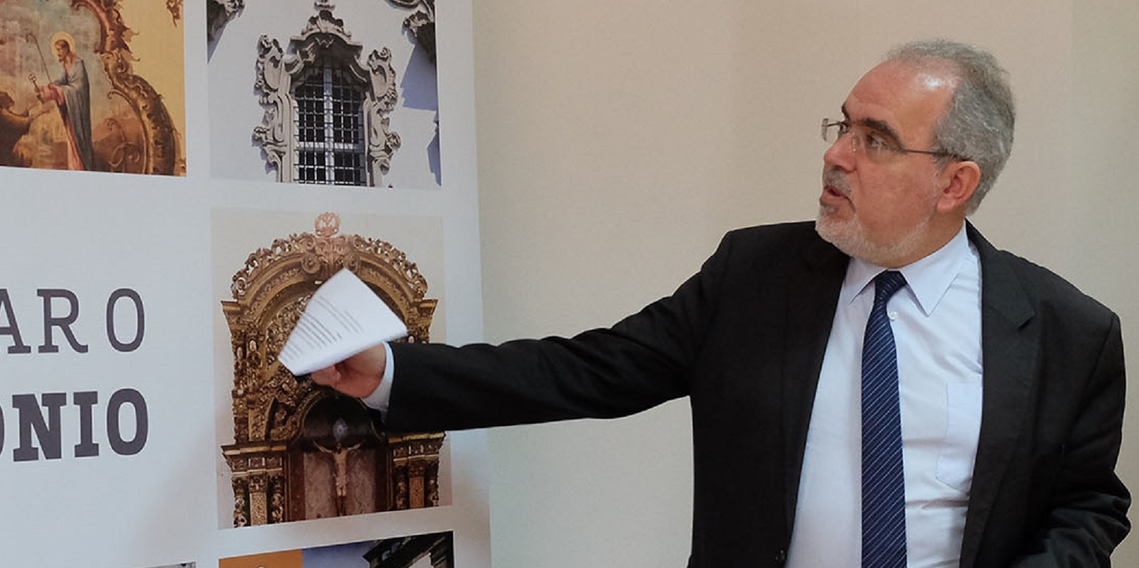 Investimento de 25 mil euros requalifica altares de Igreja de São Tiago de Anha