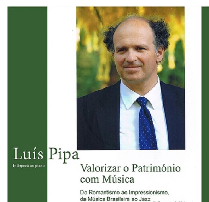 """Igreja de Serreleis acolhe concerto para """"Valorizar o Património com Música"""""""