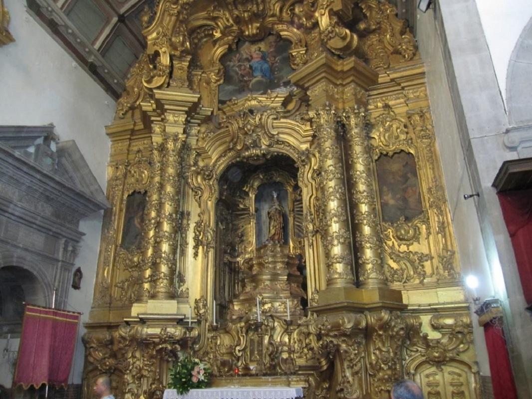 Viana do Castelo lança três roteiros para promover talha dourada