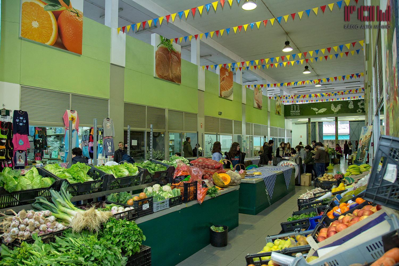 Mercado Municipal acolhe Feirão Mensal dedicado às marmitas saudáveis