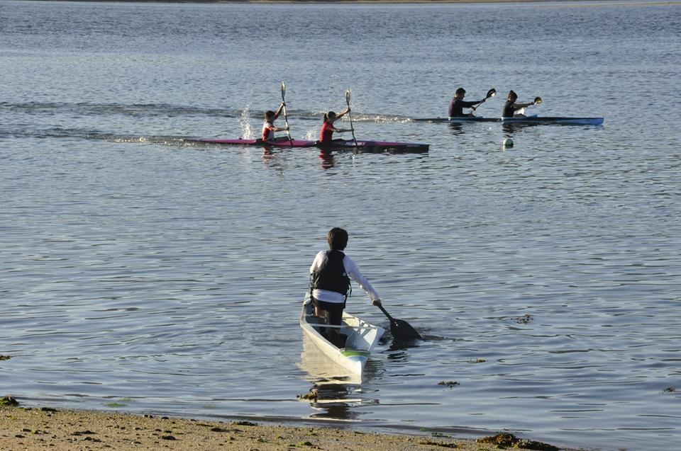 Rafaela Araújo da Darque Kayak Clube convocada para disputar a Taça do Mundo Maratonas pela selecção nacional