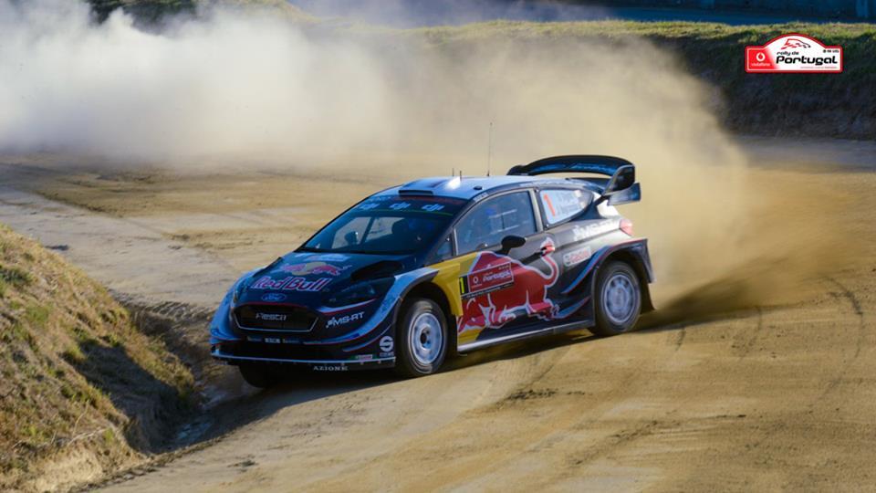 52ª edição do Rally de Portugal já roda nas estradas do Alto Minho no segundo dia de competição