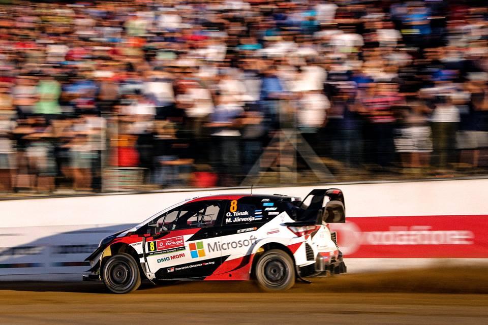 Rally de Portugal 2018 já começou e sexta-feira passa pelo distrito de Viana do Castelo