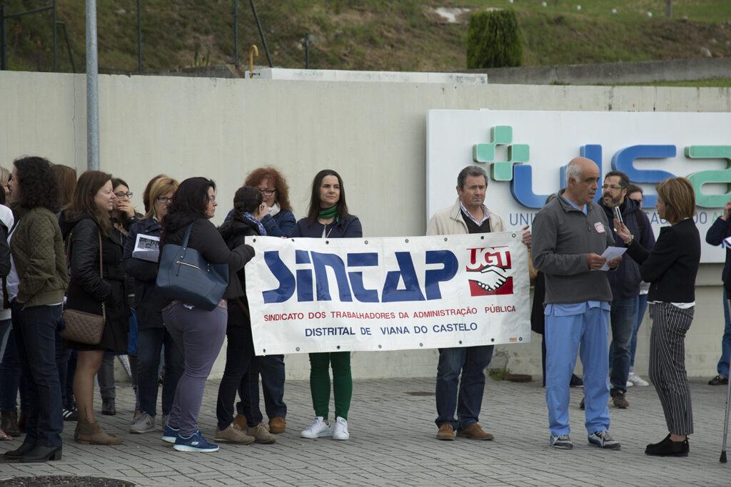 Maior hospital dos Açores com adesão à greve entre 60% e 70%