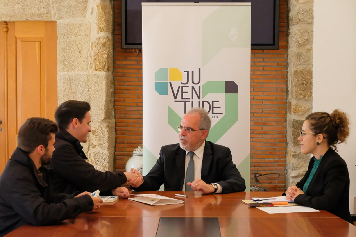 Câmara Municipal apoia atividades da Federação Académica do Politécnico de Viana do Castelo