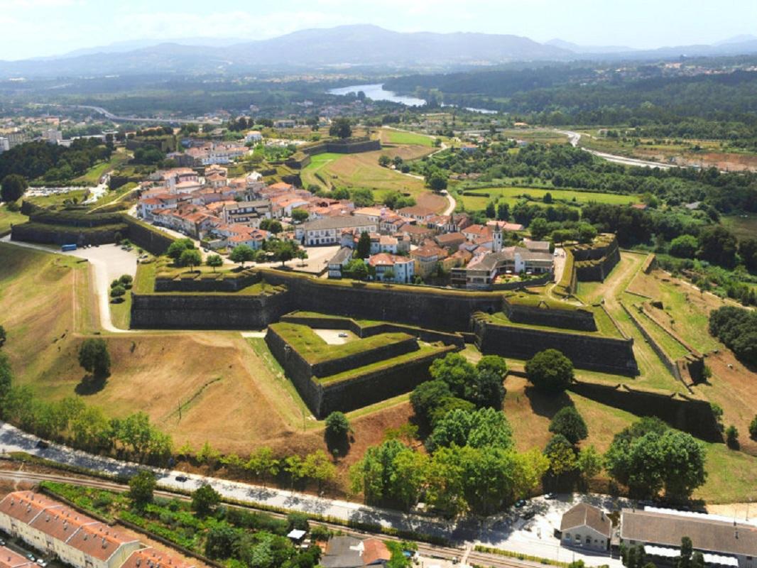 Fortaleza de Valença totalmente requalificada em março de 2019