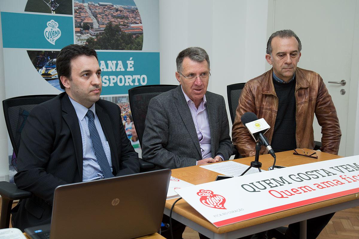 Hóquei em Patins: Viana acolhe cerca de 300 veteranos de 6 países na EVRI CUP