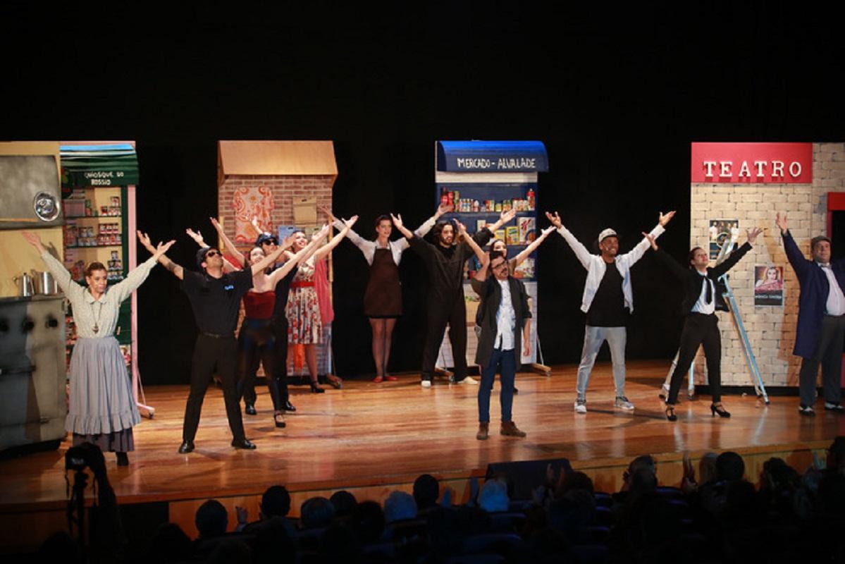 """Musical """"A Conquista"""" hoje e sábado no Teatro Sá da Bandeira no Porto"""