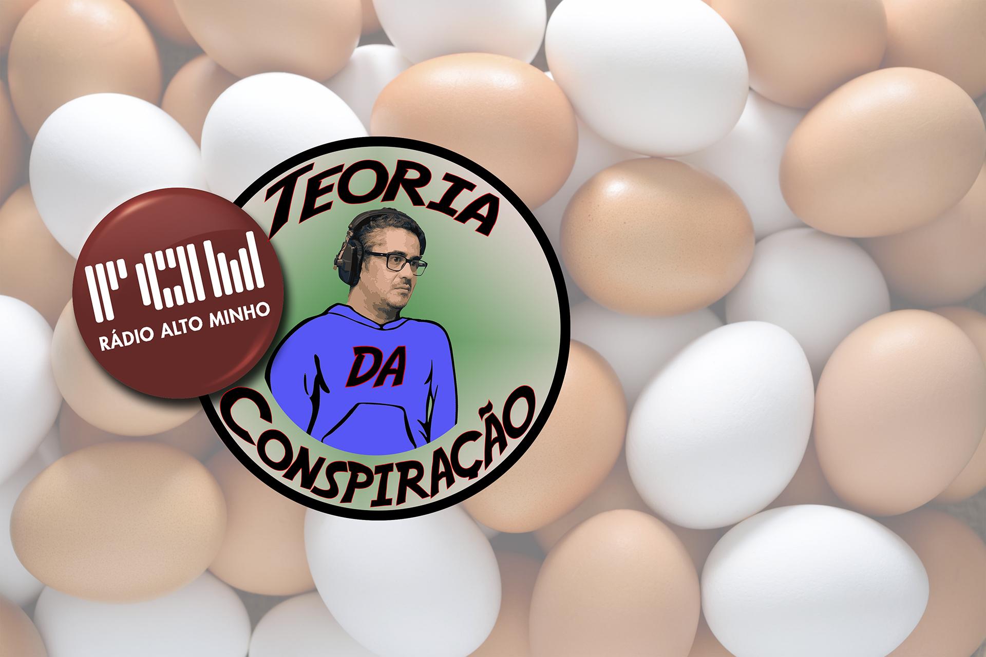 """APRENDE AQUI: """"Como pôr um ovo"""" – Teoria da Conspiração (Ep. 13)"""