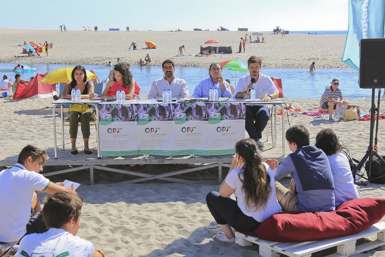 Jovens de Caminha contribuem com três projetos para o Orçamento Participativo Jovem de Portugal