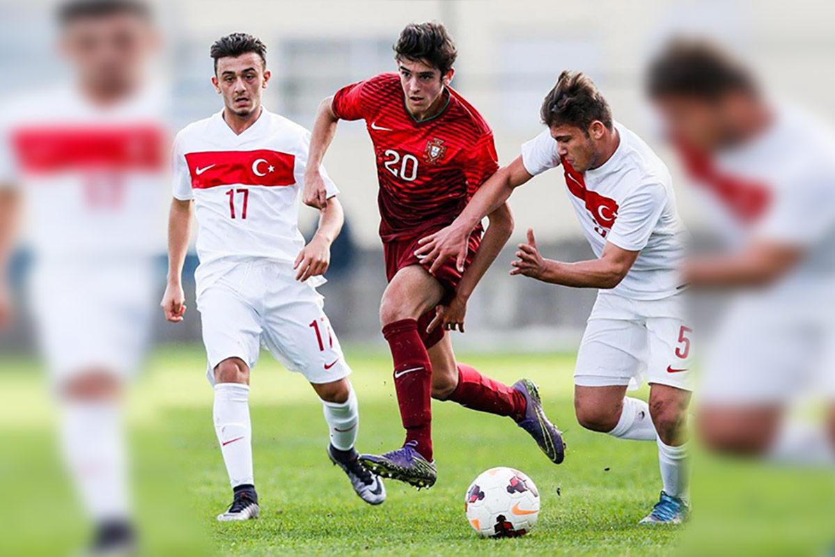 Jovem futebolista de Viana do Castelo convocado para o Euro 2018 da Finlândia