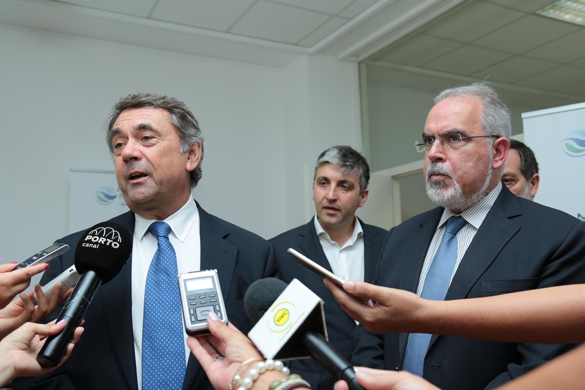 Águas do Norte já investiu 53 dos 65 milhões de euros previstos para Viana