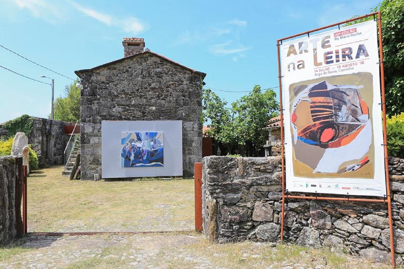 """Serra d'Arga: XX Arte na Leira abre sábado e homenageia """"vilarinho de covas"""""""