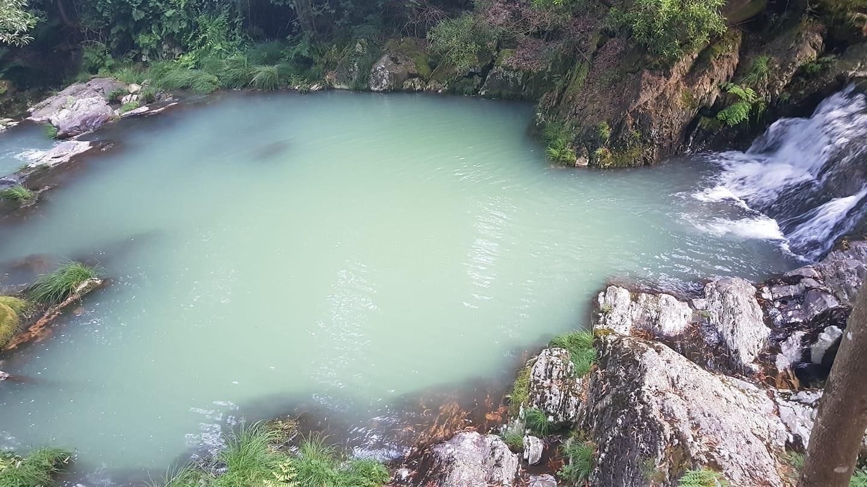 GNR investiga alegada descarga poluente no Pincho em Amonde