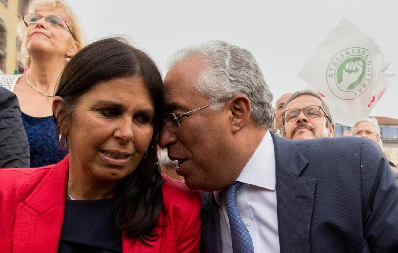 Mulher do primeiro-ministro António Costa escolhida para madrinha do NPO Sines